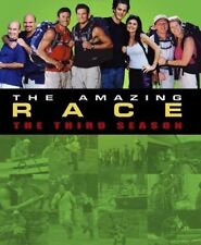 THE AMAZING RACE  3 (2002) w John Vito + Jill - US TV Season Series - NEW DVD R1