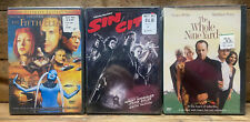3 Bruce Willis Movies Collection Set - Sin City Fifth Element 9 - New & Sealed!