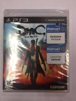 DmC: Devil May Cry (Sony PlayStation 3, 2013) ***BRAND NEW FACTORY SEALED***