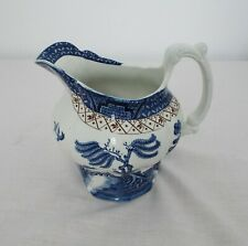 Booths Real old Willow - Vintage pottery - Large Jug