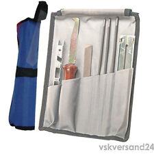 Feilen Set Schärfset + Feile + Tasche für Motorsäge Kette Kettensägen schärfen