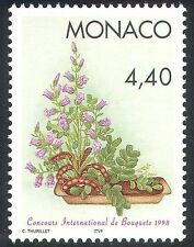 Monaco 1997 Campanula/Flower Show/Flowers/Plants/Nature/Exhibition 1v (n40167)