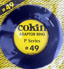 Cokin Genuine 49mm P Adaptor Ring To Fit P Series Holder Also Fits Kood