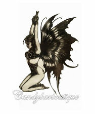 Bounded Angel / Butterfly Fairy/ Temporary Tattoo-Very Sexy-UK Seller-FREE P&P~