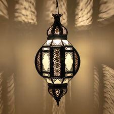 Orientalische Laterne Arabische Lampe Marokkanische Hängeleuchte CHAMIA H65cm