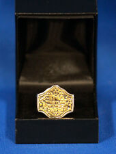 Official TNA Heavyweight Championship Collectors Ring