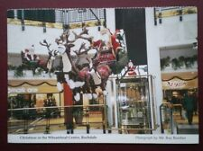 POSTCARD LANCASHIRE ROCHDALE - CHRISTMAS IN THE WHEATSHEAF CENTRE