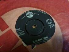 HENRI MANCINI & HIS ORCHESTRA---PETER GUNN THEME    45