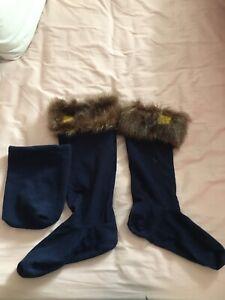 joules wellie socks