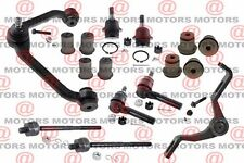 Front Control Arms Ball Joints Inner Outer Tie Rods Bushing Kit For Ford Ranger