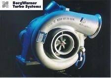 BorgWarner Detroit 60 Series Turbo Charger 12.7L  # 167735 400-450 HP