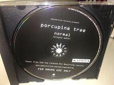 PORCUPINE TREE NORMAL RARE CD SINGLE PROMO 2007