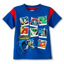 Baby Boys DC Comics Justice League Shirt New with Tags Sz 2T Spring/Summer Kids