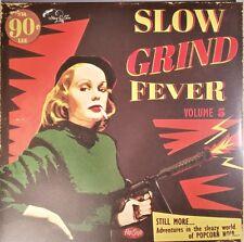VA. LP - ❊❊ SLOW GRIND FEVER Vol. 5 ❊❊ - Superb Popcorn R&B Compilation!!!!!!!!