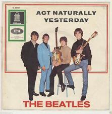 Beatles Schallplatte