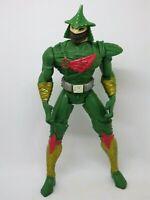 FIGURINE vintage pvc toys TMNT SHREDDER version vert 16 cm année 90s