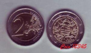2 Euro Comemmorative Coin Greece 2021 Greek Revolution