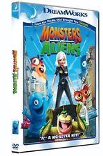 DVD *** MONSTRES CONTRE ALIENS ***  ( neuf emballé )