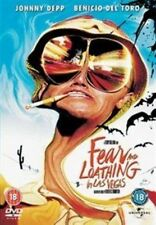 Fear and Loathing in Las Vegas 5050582362381 DVD Region 2 P H
