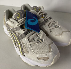ASICS Gel- Kayano 1191A78 Running Shoes 5 OG Birch NEW sZ 9 1/2 Moonrock Jogging