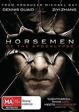 Horsemen DVD Dennis Quaid, Ziyi Zhang The Horsemen Of The Apocalypse 2009 REG 4