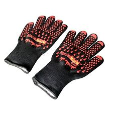 Heat & Temperature Resistant Oven and BBQ Gloves  500°C  932°F Silicon Safety