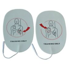 5 pairs AED Training Pads Adult XFT AED Training Electrode Replacement Pads
