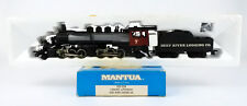 MANTUA HO SCALE 325-124 DEEP RIVER LOGGING CO. 2-6-6-2 STEAM ENGINE #7