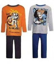Pyjamas orange Disney pour garçon de 2 à 16 ans
