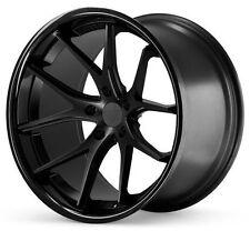 "20"" Ferrada FR2 Matte Black 20x9 Concave Wheels for G37 Coupe 2009-2014"
