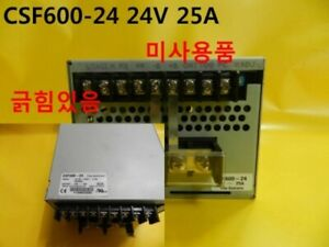 [New Other] FINE / CSF600-24 / Power Supply, 24V 25A