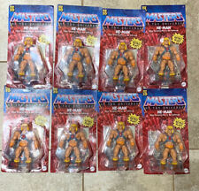 New 2020 Masters of the Universe Origins Walmart He-Man Unpunched Motu ship Fast
