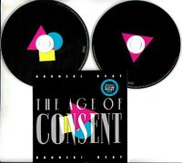 BRONSKI BEAT The Age Of Consent: 35 Years Reissue 2018 UK 30-trk promo test 2xCD