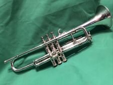 1960 Selmer K Modified 23 A Louis Armstrong Harry James Style Balanced Trumpet