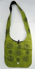 T408 FASHION TRENDY SHOULDER STRAP COTTON BAG  MADE IN NEPAL
