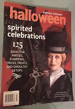 Martha Stewart Halloween - Spirited Celebrations 2009