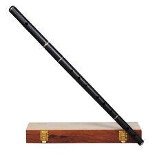Traditional Irish Flute Ebony Wood ,Irish D Flute W/Tuning Slide, Wooden Flute