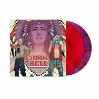 3 From Hell Vinyl Record LP Color Variant Rob Zombie