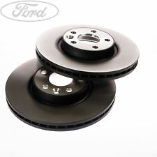 Ford Galaxy II 2.2 TDCi MPV 197bhp Front Brake Pads Discs 300mm Vented
