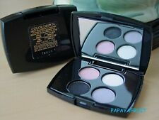 Lancome Color Design Eyeshadow Quad DRAPE OFF THE RACK FOG THE NEW BLACK