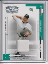 Brad Penny Florida Marlins 2004 Throwback Threads Game-Used Jersey #45/100
