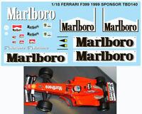 1//18 Benetton Ford B194 1994 Mild Michael Schumacher Brasil Decals TBD262