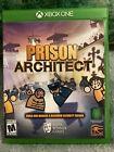 Prison Architect (Microsoft Xbox One, 2016) picture