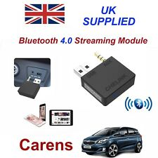 para KIA CARENS Música Bluetooth Streaming Módulo Galaxy S6 7 8 9 IPHONE 6 7