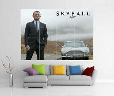 JAMES BOND 007 SKYFALL DANIEL CRAIG GIANT WALL ART PRINT POSTER H78