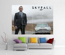 JAMES BOND 007 SKYFALL DANIEL CRAIG GIANT WALL ART PRINT POSTER H78
