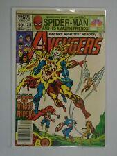 Avengers #214 Newsstand edition 6.0 FN (1981 1st Series)
