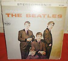 Vinyl - LP Introducing... THE BEATLES LP US press VeeJay SR 1062 US (Original?)