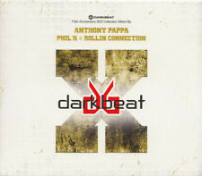 Anthony Pappa, Phil K & Rollin Connection – Darkbeat 10th Anniversary (3 CD)