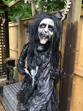 Ooak Halloween Prop Witch Ghoul